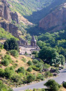 (Ru) Тур в Армению на 8 марта
