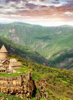 Mysteries of Armenian Highlands