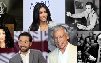 (En) 10 Worldwide Known Armenians