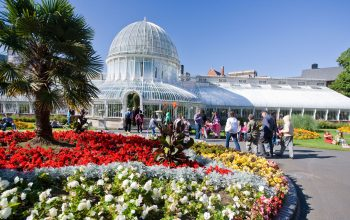 The World's 9 Most Beautiful Botanical Gardens